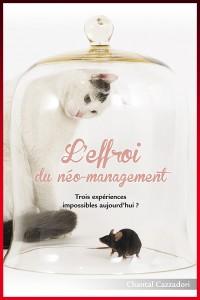 Couverture Livre Effroi du Management