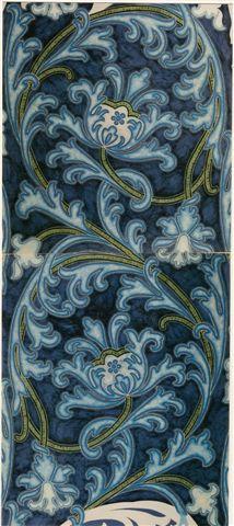 Dessin réalise par MM. créatrice textile