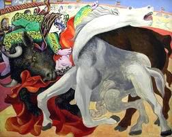 """Picasso """"Le torero"""""""