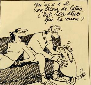 """Image de Claire Brétecher 'Les mères"""""""