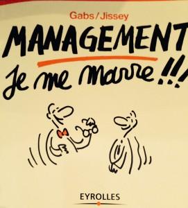 Management je me marre de Gabs et Jissey