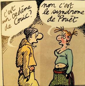 """Album """"Les mères"""" Claire Brétecher"""