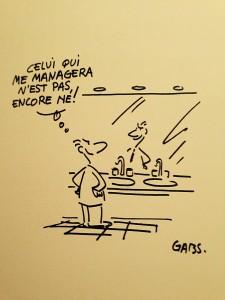 © Dessin de Gabs