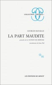 La part maudite, de George Bataille
