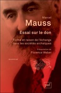 Le don de Marcel Mauss