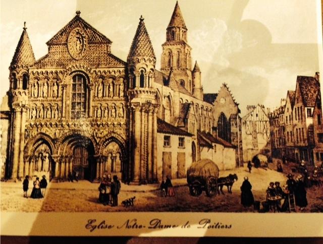 Église Notre Dame de Poitiers