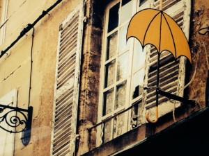 Parapluie Chantal Cazzadori Psychanalyste
