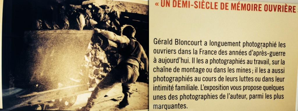 exposition Gérald Bloncourt