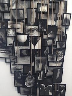 Annette Messager, mes vœux, 1988-1990, Fiac Paris 2014 Grand Palais