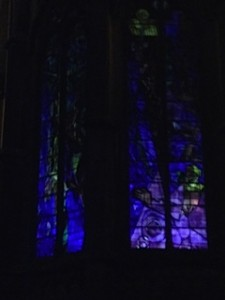 Vitraux de la Cathédrale de Metz