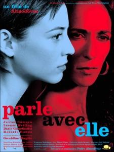 """Affiche du Film """"Parle avec elle"""", de Pedro Almodovar"""