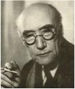 Portrait d'André Gide