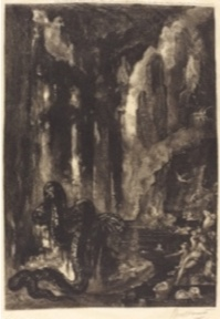 Bracquemont Moreau