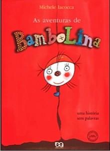 """Couverture du livre """"Las aventuras de Bambolina"""" - Michele Lacocca"""