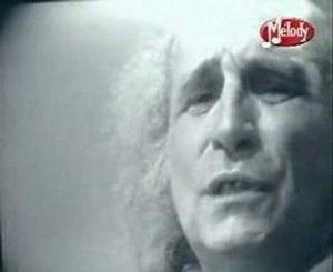Capture d'écran de Léo Ferré