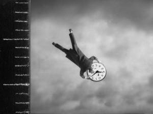 L'espace et le temps - Gilbert Garcin