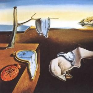 Les Montres Molles, Salvador Dali