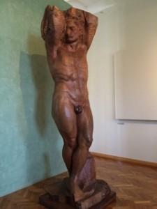Sculpture - Ivan Jestrovic