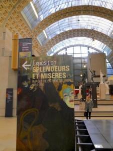 """Exposition """"Splendeurs et misères"""" - Musée d'Orsay"""