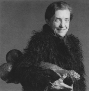Robert Mapplethorpe Louise Bourgeois 1982 - jameswagner.com