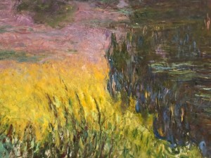 Musée de l'Orangerie à Paris - Les Nymphéas de Claude Monet
