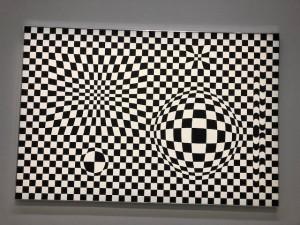 Exposition Vasarely février à mai 2019. Le Centre Pompidou met à l'honneur le maître incontesté de l'art optique.